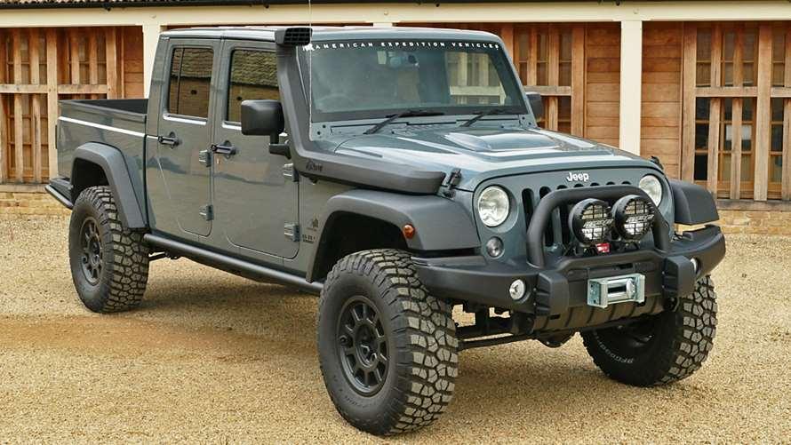 Jeep Wrangler Brute >> Goodwood Dan Trent Strong Desire For A Jeep Wrangler Aev Rubicon