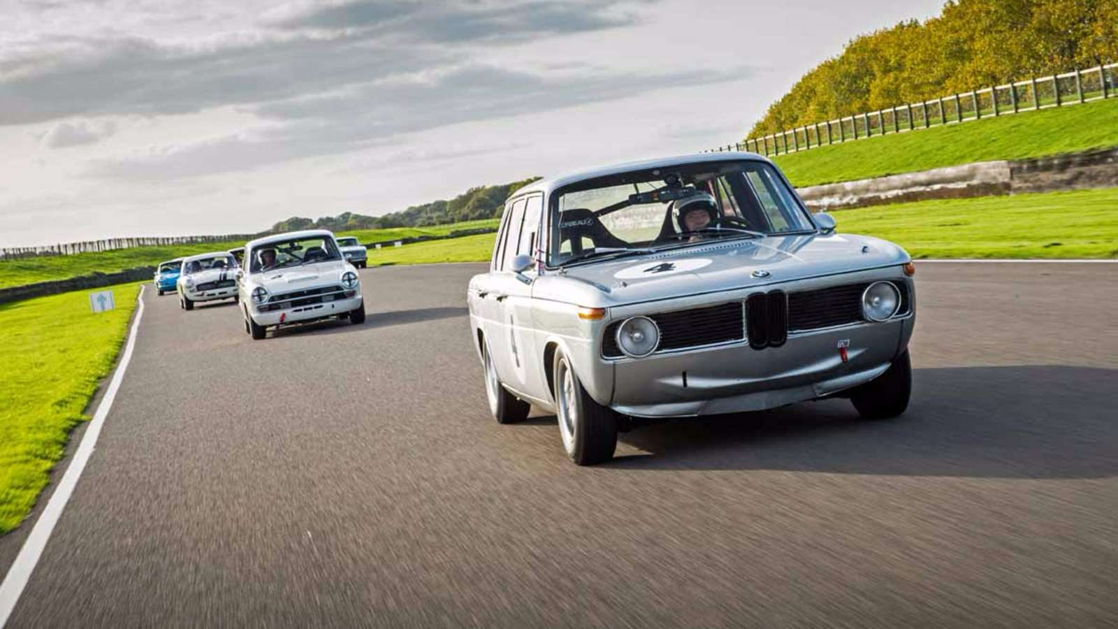 Dan Trent: BMW 1800 TI/SA - homologation special done right