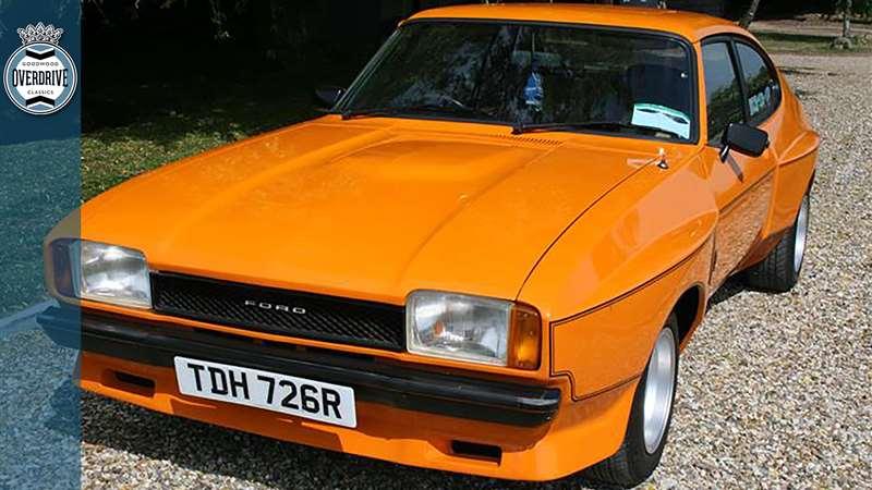 Dan Trent: Ford Capri – the classic you can actually enjoy?