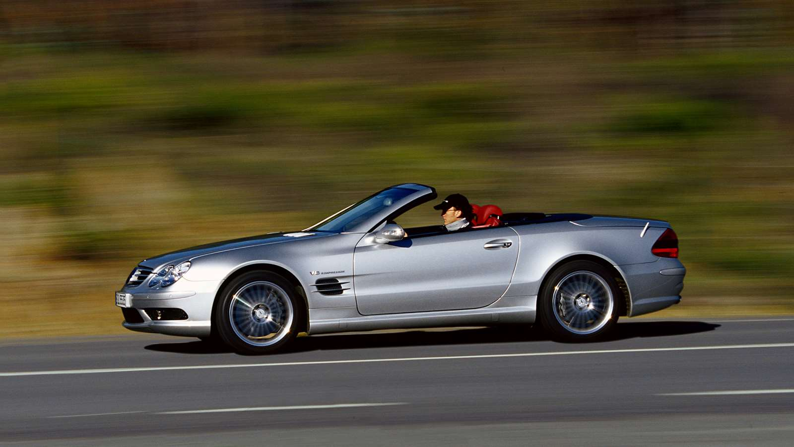Dan Trent: SL55 AMG – fast road to ruin or bargain of the