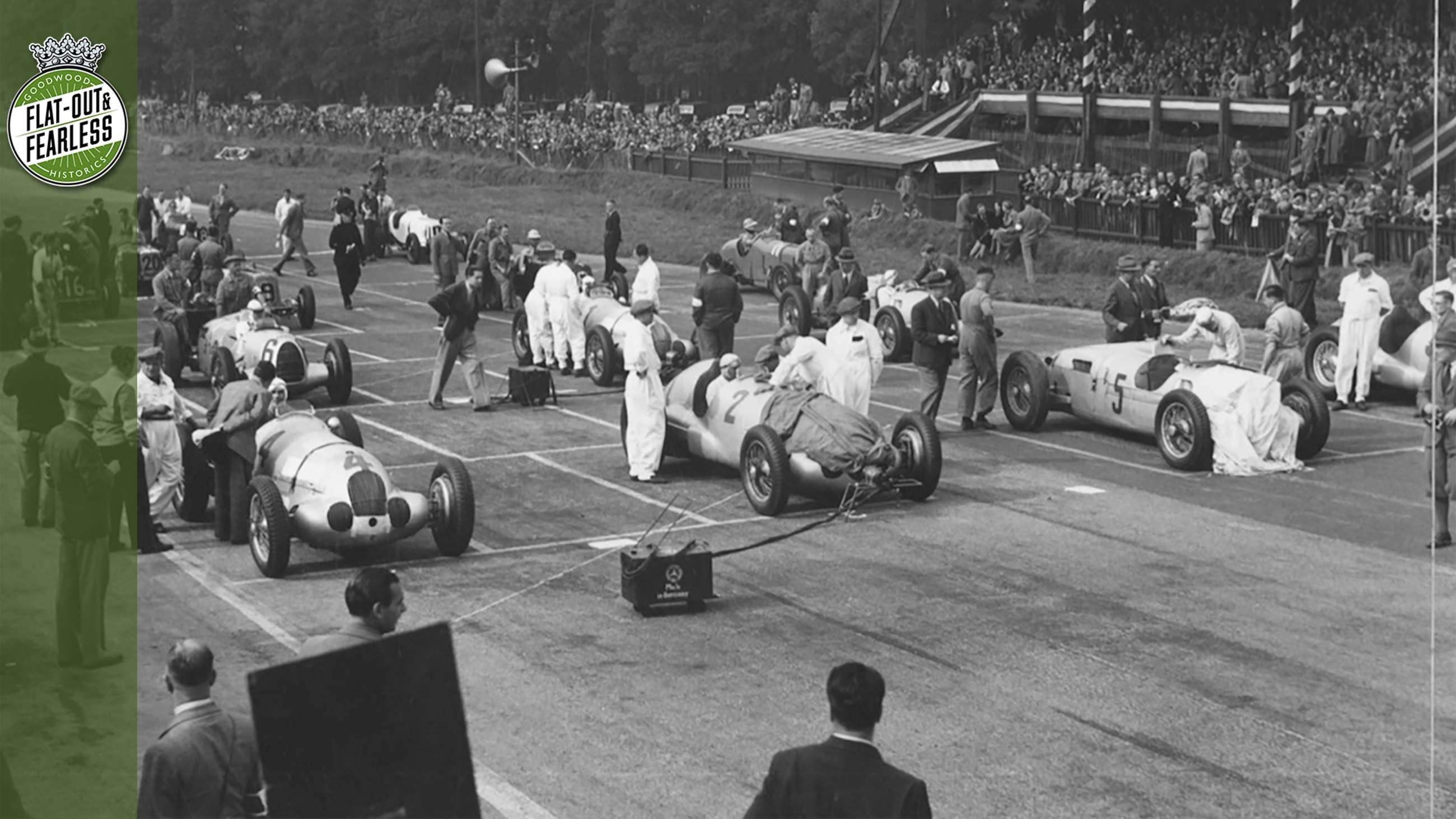 Goodwood  National Race Programme 8th Sept 1956