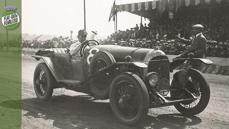The incredible life of John Duff, stunt man, record breaker and Le Mans winner
