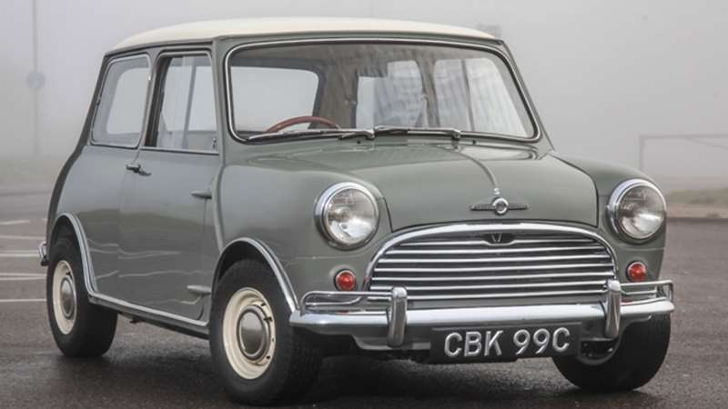 John Simister How Can A Mini Be Worth 50000