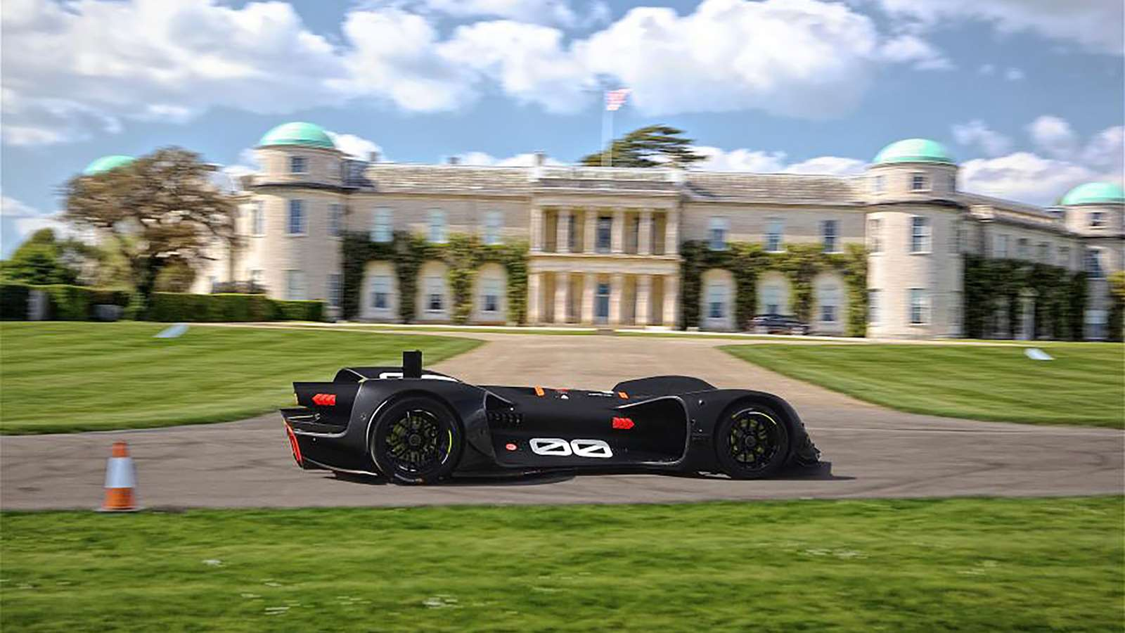 Roborace To Become First Autonomous Race Car To Drive Up Fos Hill