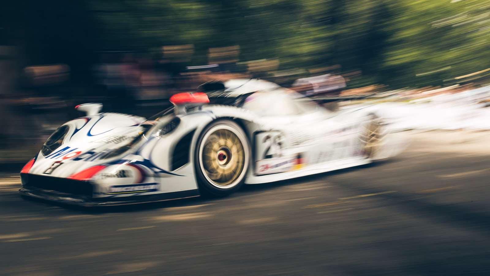 Gallery Mega Moment Celebrates 70 Years Of Porsche
