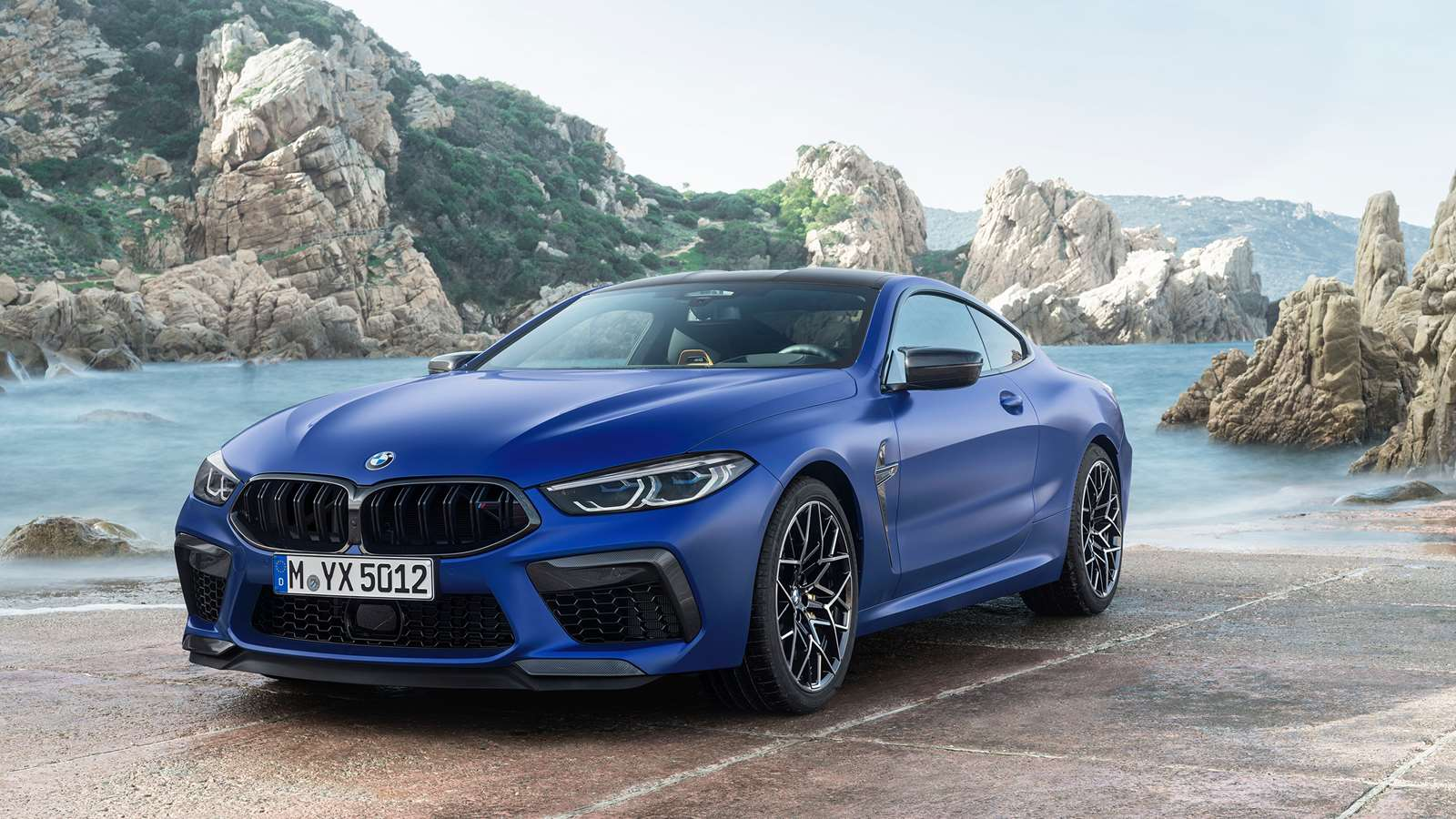 New M8 Competition To Headline Bmw S Line Up At Fos 2019