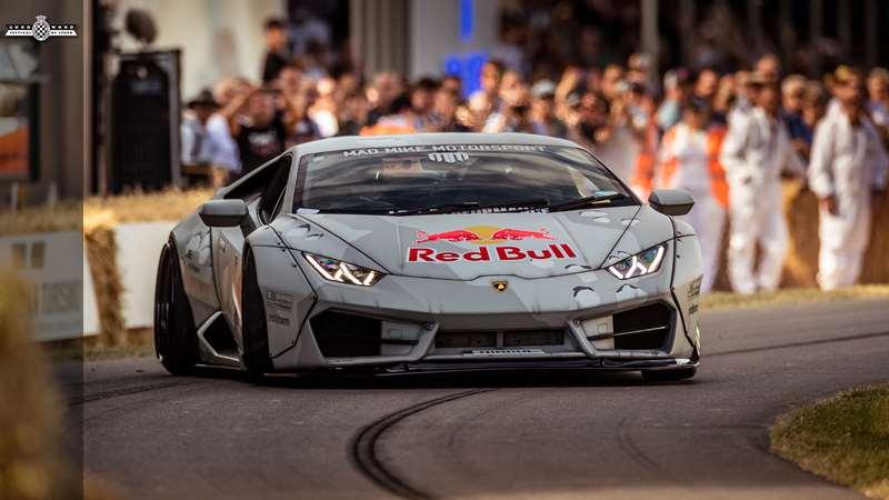 [Video] Mad Mike's crazy drift Lamborghini Huracan owns ...