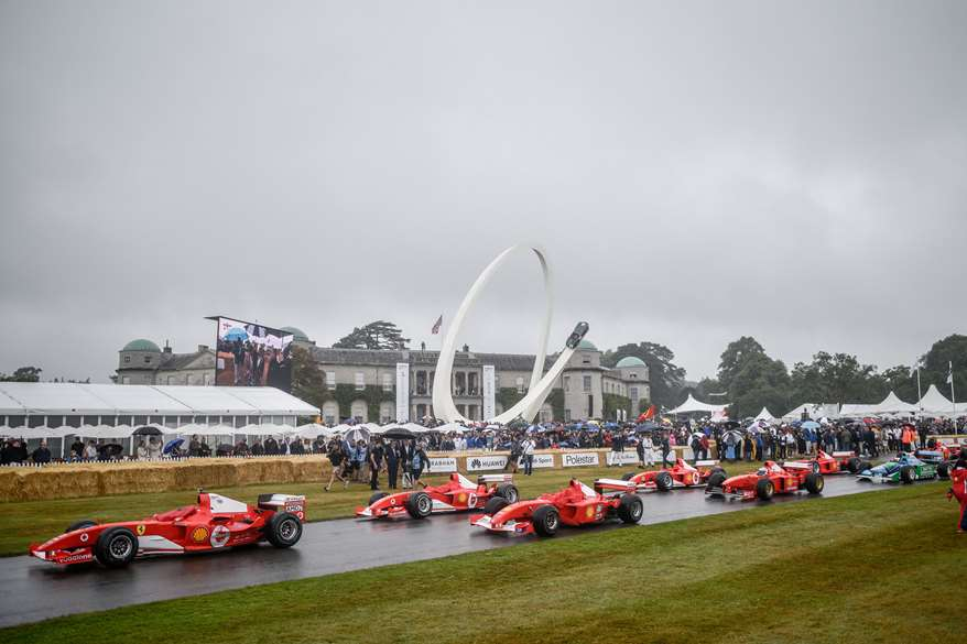 Festival Of Speed >> Gallery The Best Images From Sunday Of Festival Of Speed