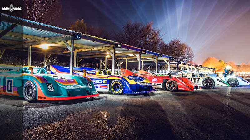 2020 Goodwood Festival of Speed, Revival and 78MM dates announced