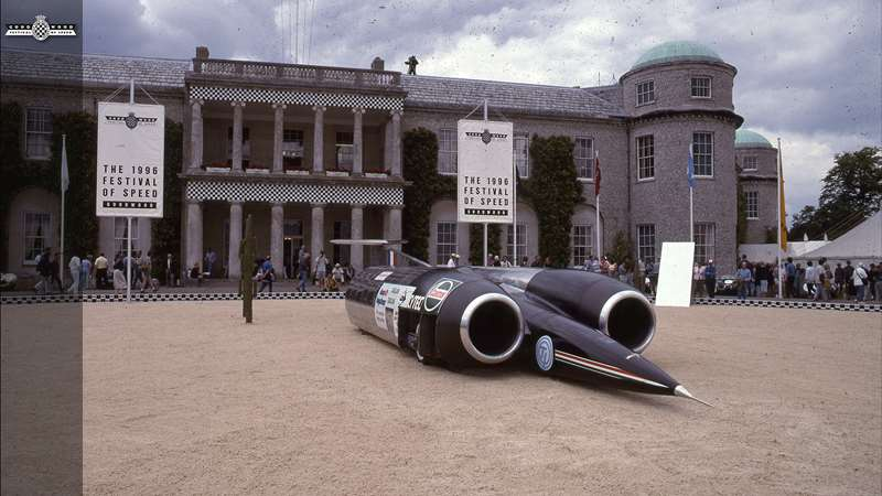 Video Five Awesome Record Breaking Cars At Fos