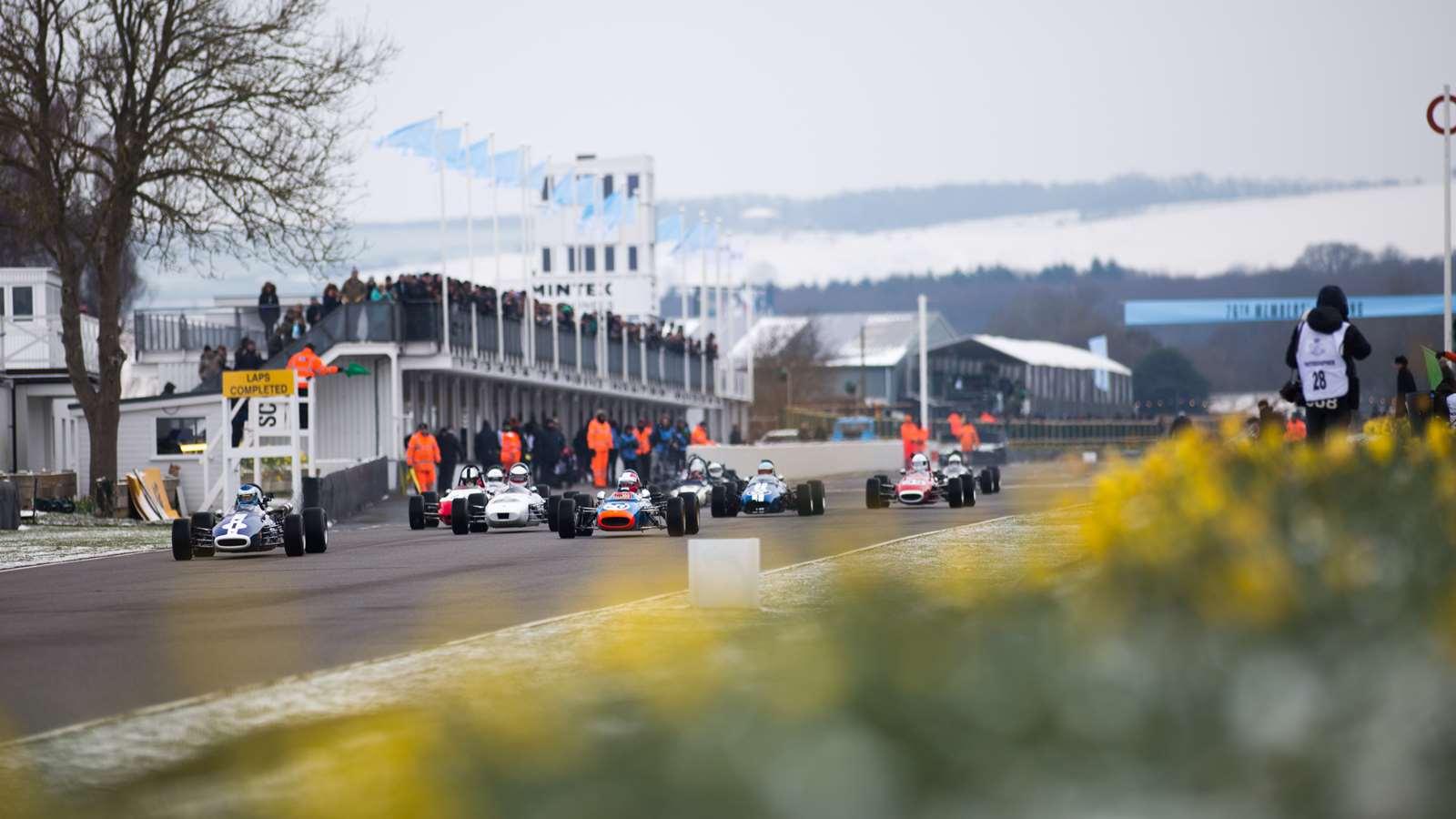 76MM Derek Bell Cup – race report