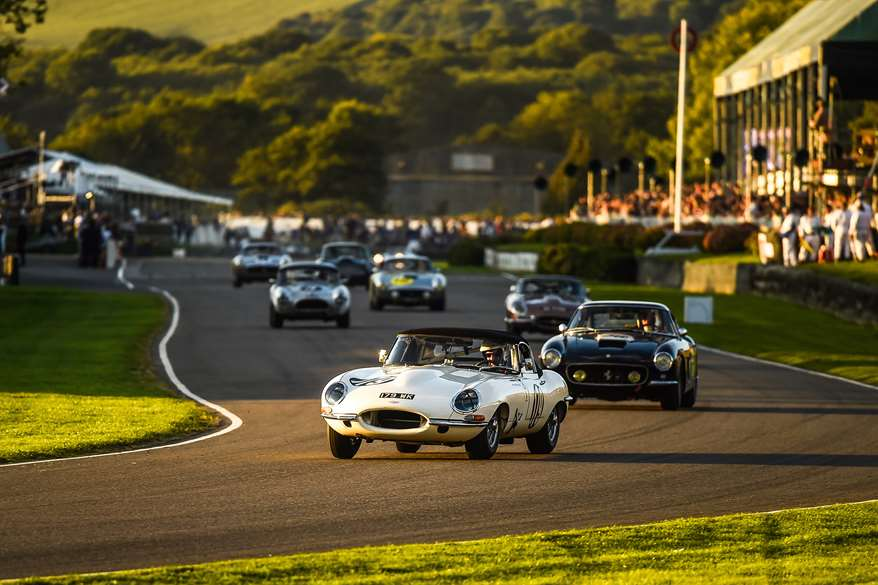 2019 Goodwood Festival of Speed and Revival dates announced