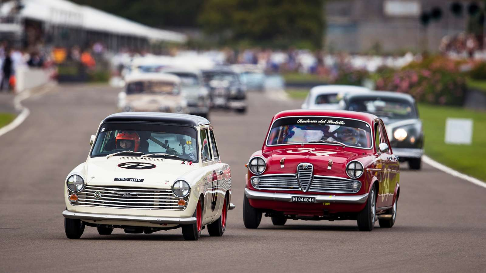 2018 Goodwood Revival Timetable Published