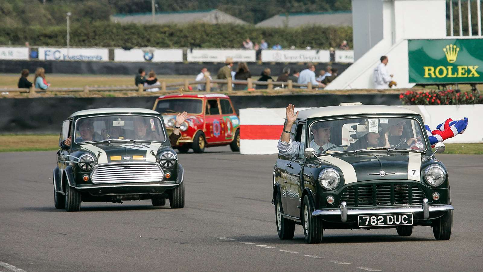 Revival To Pay Homage To Cooper Car Company S Motoring Success