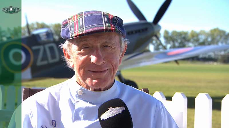 [Video] Why Jackie Stewart loves the Goodwood Revival