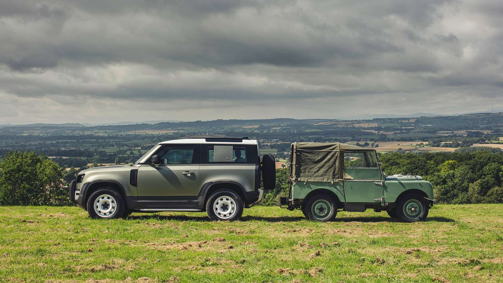 New Land Rover Defender to make UK debut at the Goodwood ...
