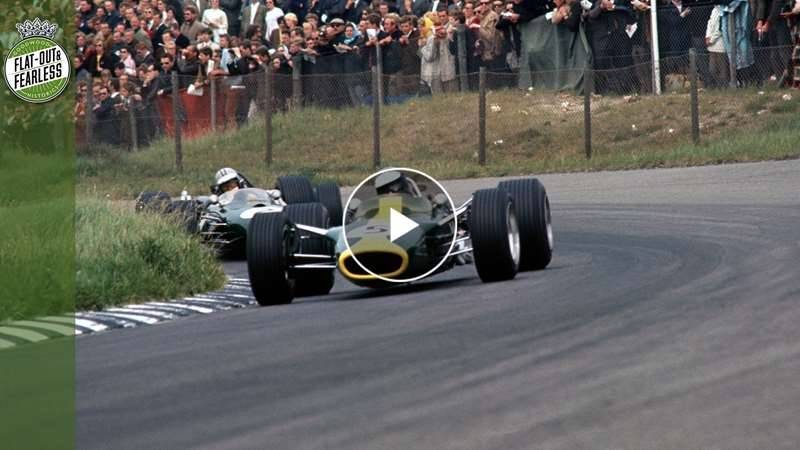 Video] Fifty years ago, the Cosworth DFV began its