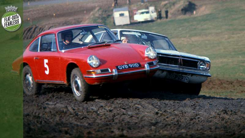 How one man turned the Porsche 911 from gentleman GT to