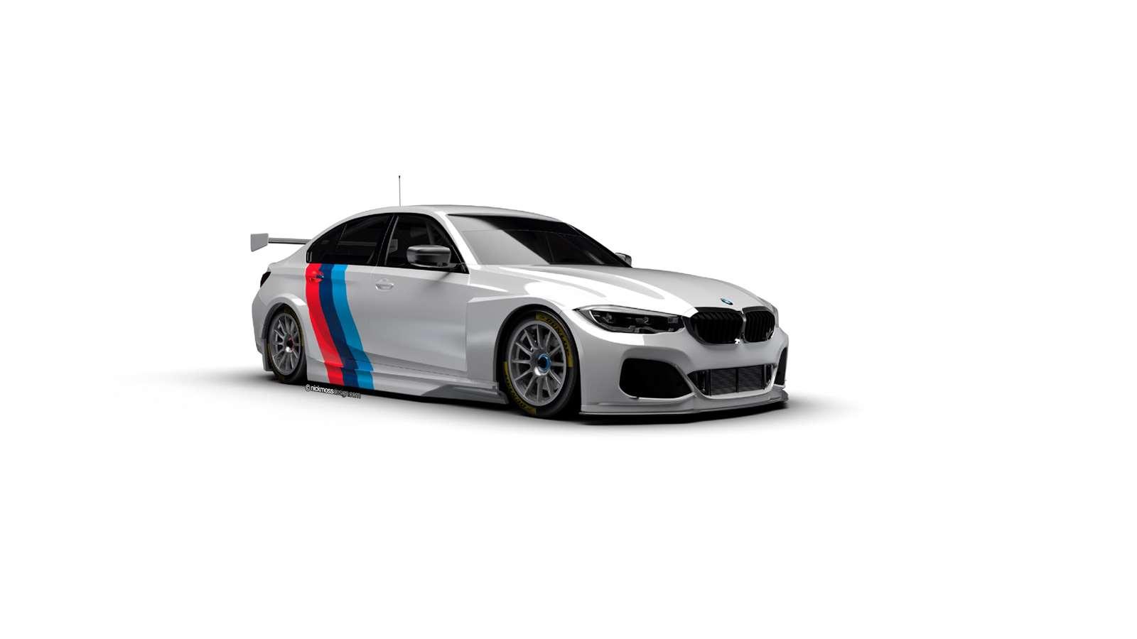 Andrew Jordan My 2019 Bmw 3 Series Btcc Car