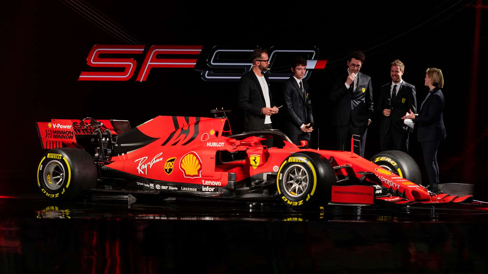 Five things we learnt from F1 launch week