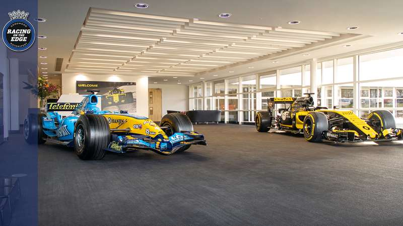 d27a1412 Fighting to the front: Inside the Renault Formula 1 Team