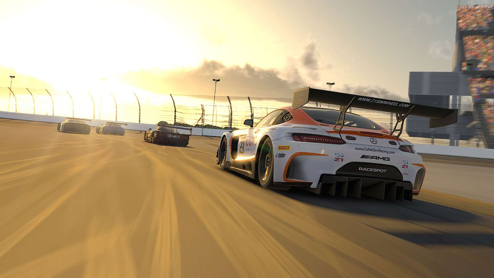The Seven Best Sim Racing Games List Grr