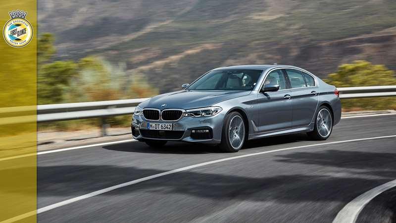 Review: BMW 540i xDrive
