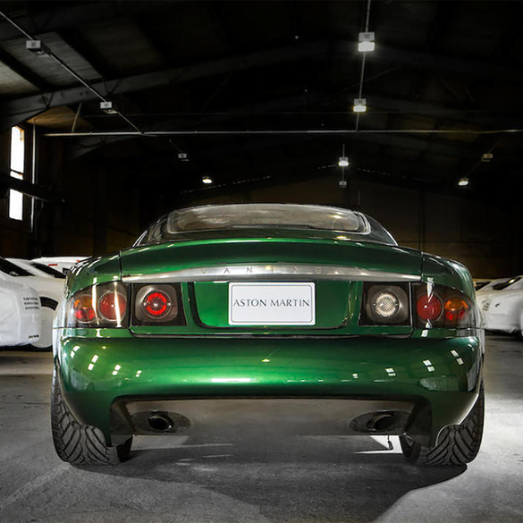 This Is The Vantage That Saved Aston Martin