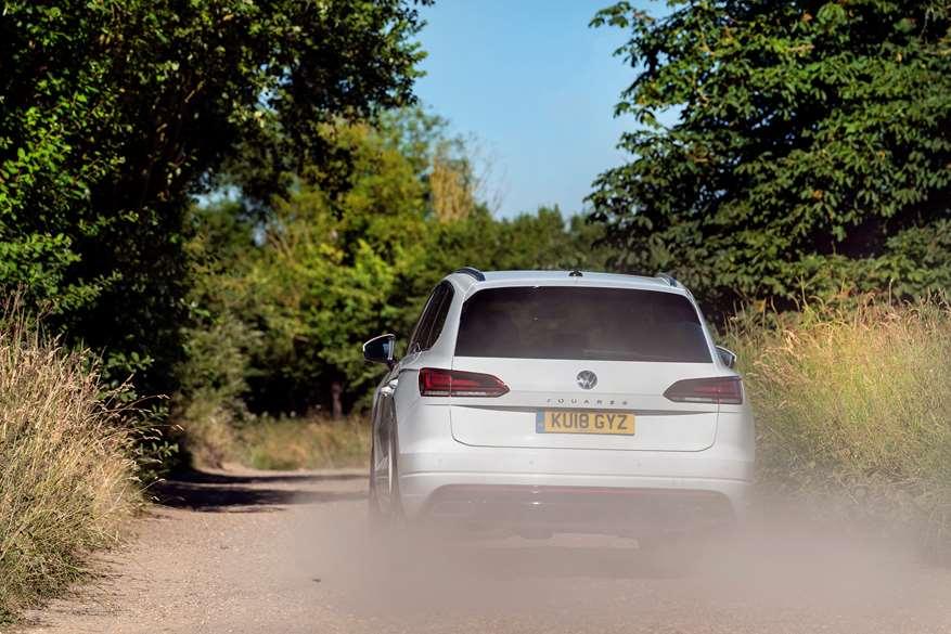 Review: 2019 Volkswagen Touareg