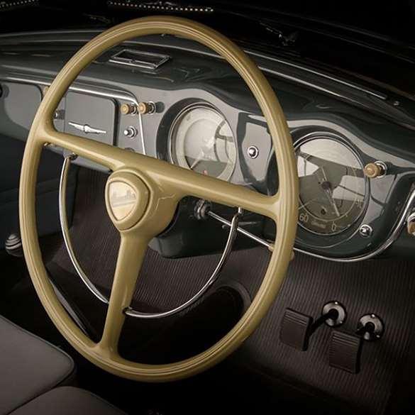 The Lancia Aurelia was the original modern GT