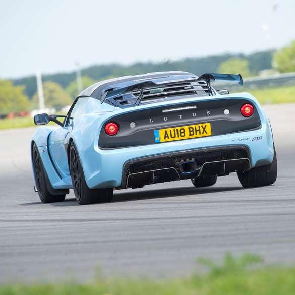 Lotus Exige: First Drive: Lotus Exige Sport 410