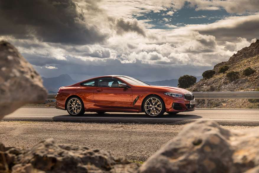 Review: 2019 BMW 8-Series