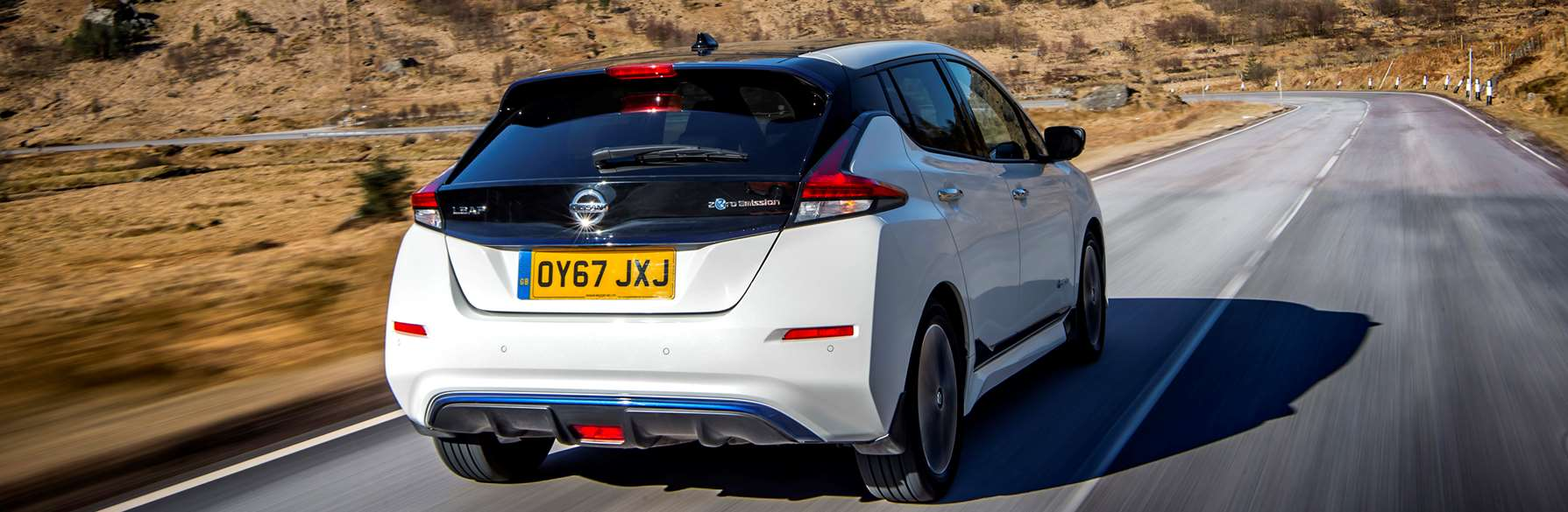 The Goodwood Test] 2018 Nissan Leaf