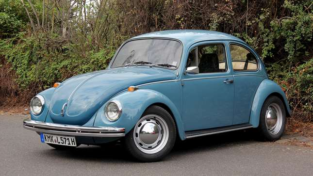 16 Things You Might Not Know About The Volkwagen Beetle