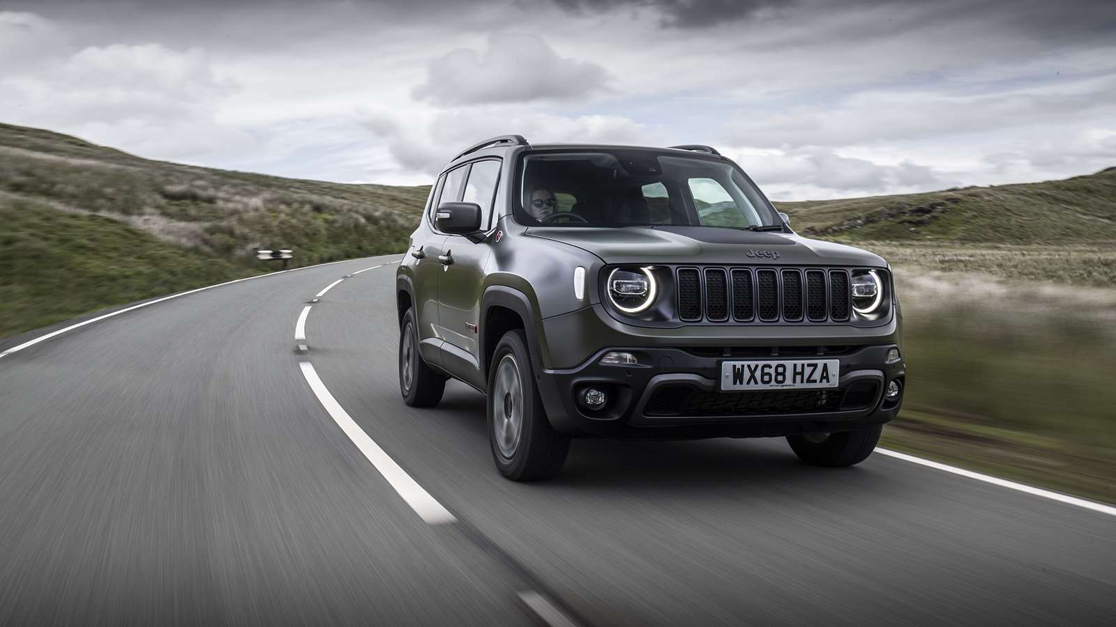 Review Jeep Renegade Trailhawk Grr