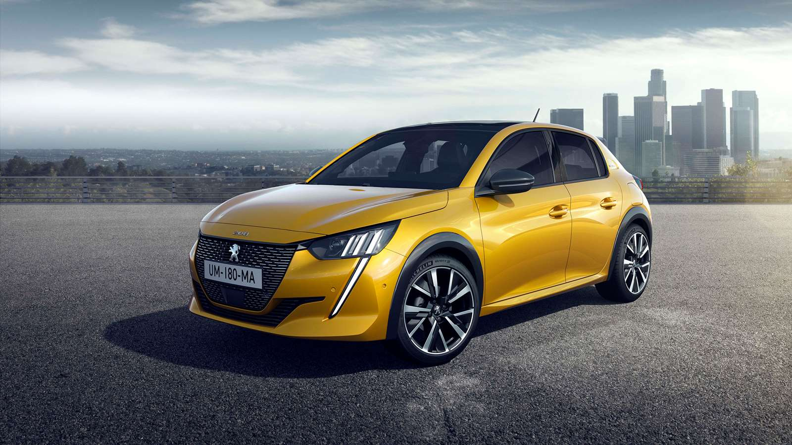Meet The All-new Peugeot 208