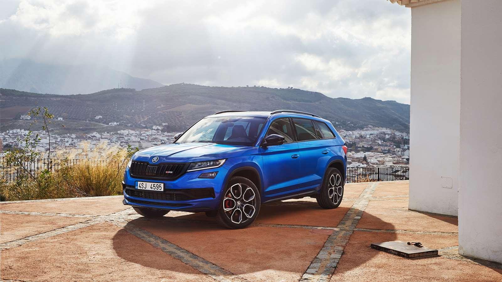 Review: 2019 Škoda Kodiaq vRS Review