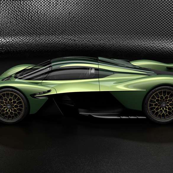 Aston Martin Valkyrie Sport: Seeing Is Believing For New Aston Martin Valkyrie