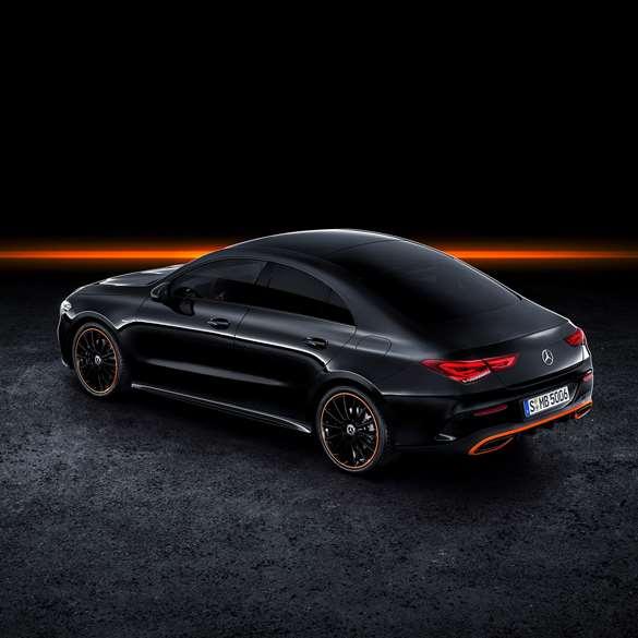 Meet The New 2019 Mercedes-Benz CLA