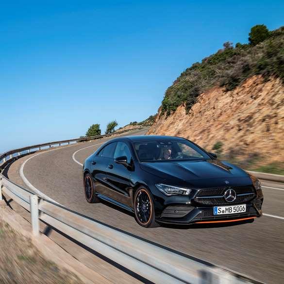 Mercedes Benz Cla: Meet The New 2019 Mercedes-Benz CLA