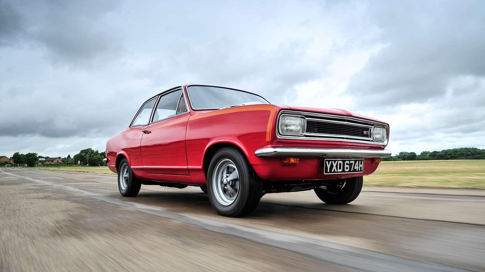 Classic First Drive Vauxhall Viva Gt