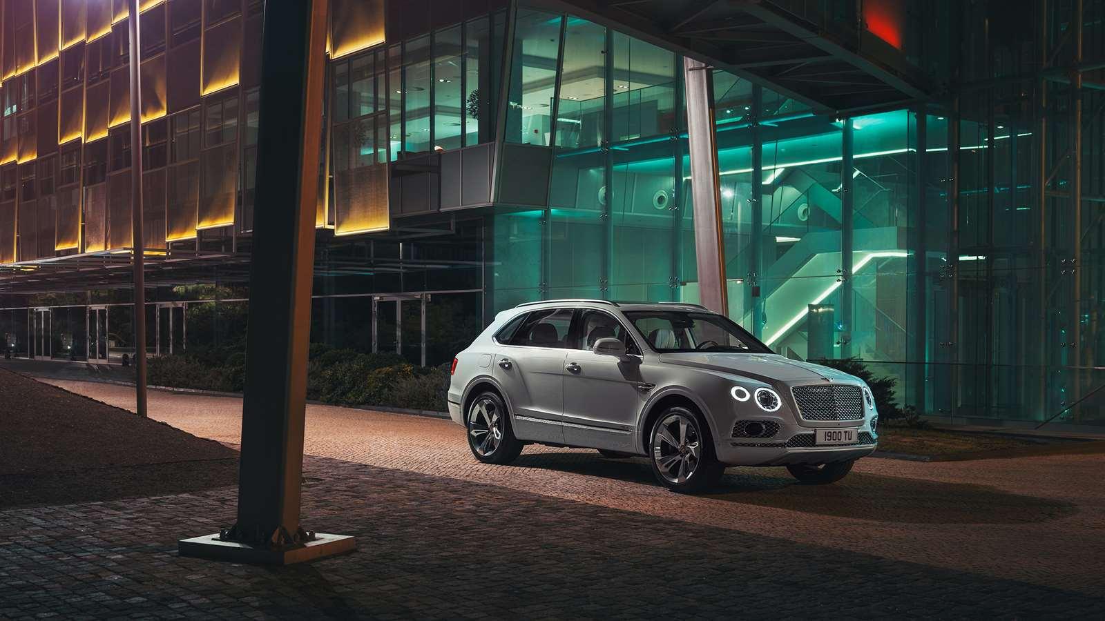 2019 Bentley Bentayga Plug-in Hybrid: Design, Powertrain >> 2019 Bentley Bentayga Plug In Hybrid Design Powertrain Upcoming