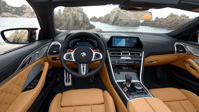 BMW launches M8 Competition Coupé and M8 Competition Convertible