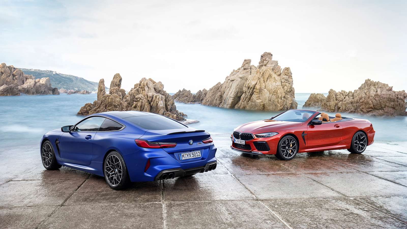 Bmw Launches M8 Competition Coupe And M8 Competition Convertible