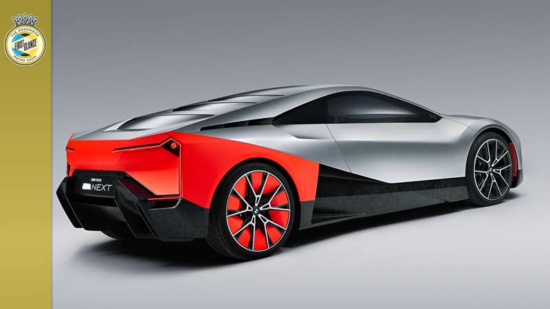 Bmw Of Murray >> The BMW Vision M Next concept is the fun BMW of the future