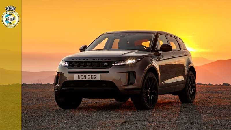 Review: 2019 Range Rover Evoque