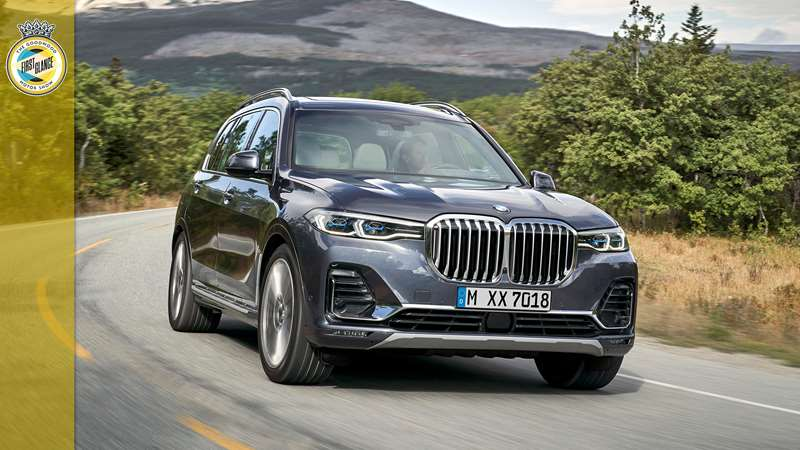 Review: 2019 BMW X7