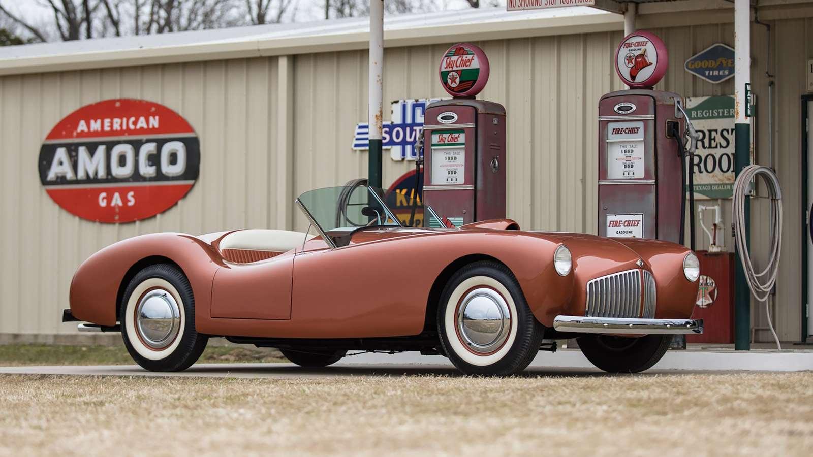 Plastic fantastic – 70 years of fiberglass cars!