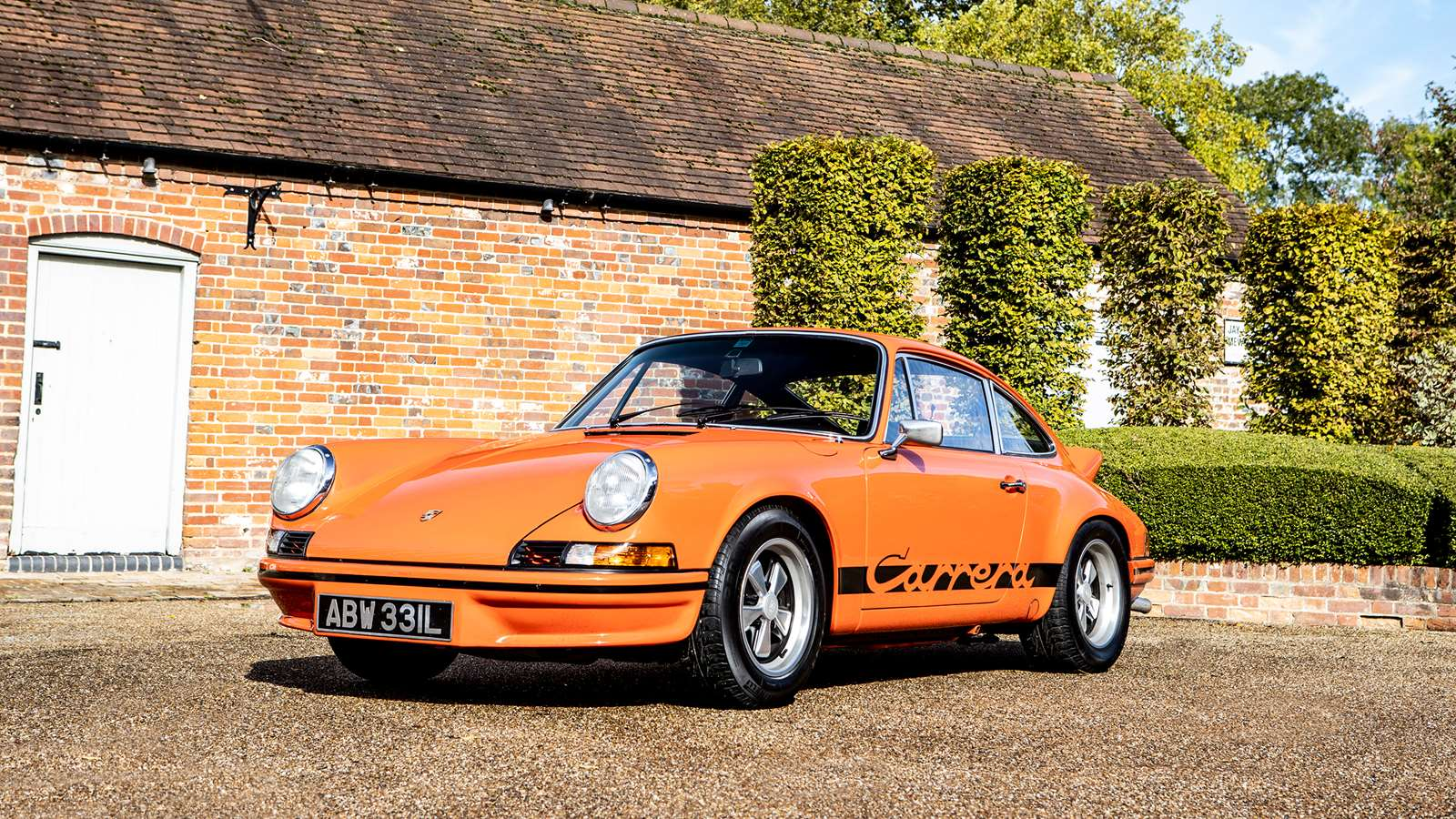 You Can Buy A Classic Porsche 911 2 7 Rs For 8 481 A Month Grr