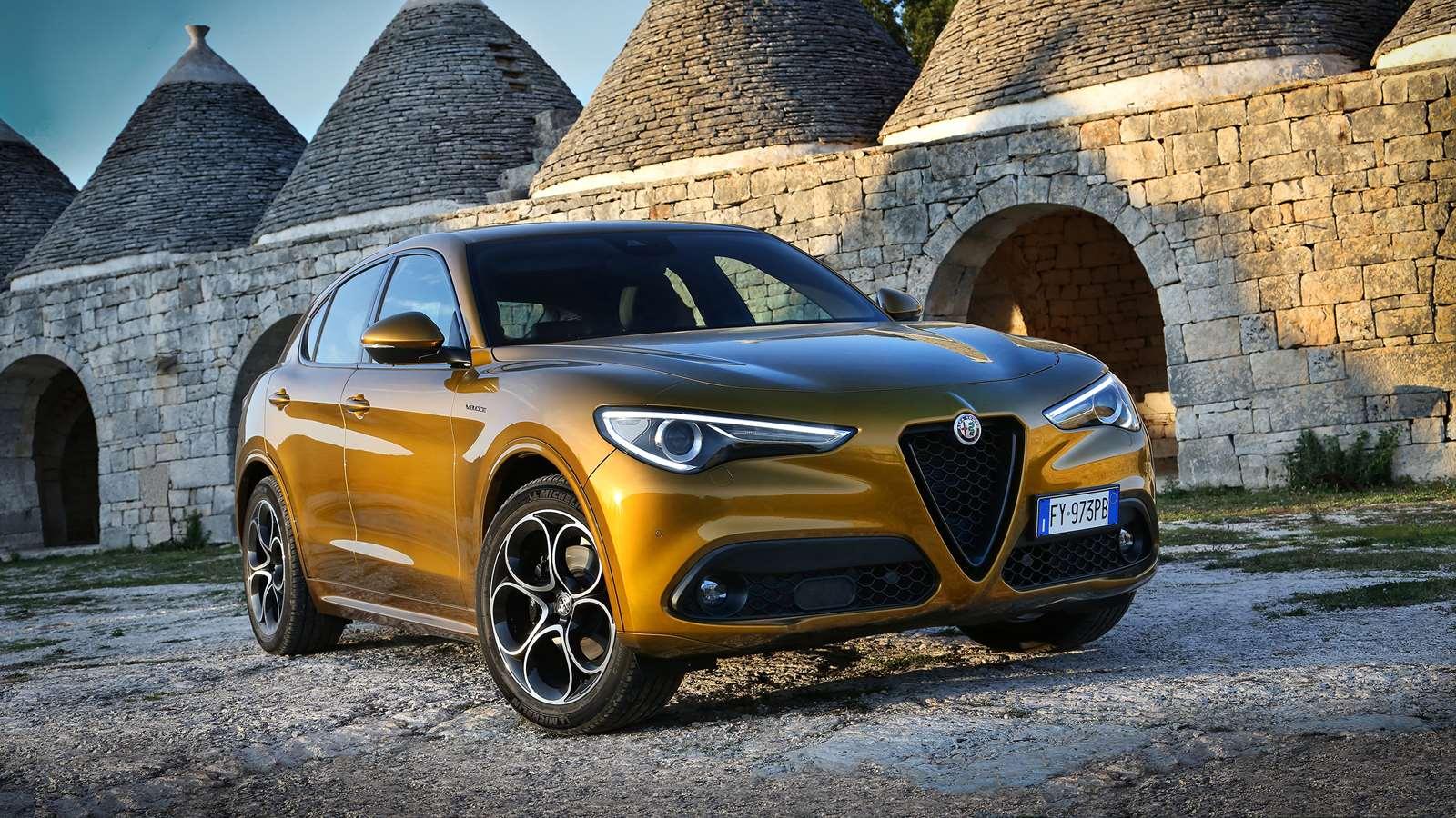 [Review] Alfa Romeo Stelvio | GRR